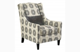 Azlyn Graphite Accent Chair