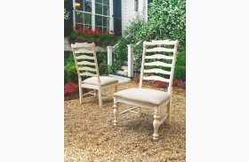 Paula Deen Home Linen Mike's Side Chair Set of 2