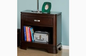 Park City Merlot Nightstand