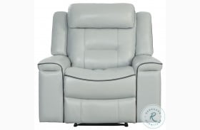 Darwan Light Gray Lay Flat Reclining Chair