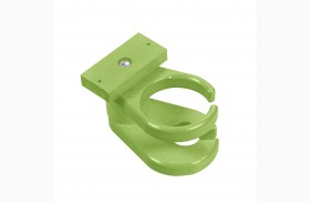 Generations Kiwi Lime Adirondack Chair Cup and Wine Holder Combo