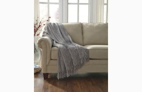 Noland Gray Throw Set of 3