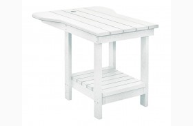 Generations White Tete A Tete Table