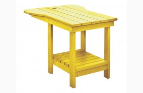 Generations Yellow Tete A Tete Table