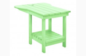 Generations Lime Green Tete A Tete Table