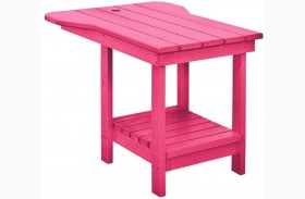 Generations Fuschia Tete A Tete Upright Table