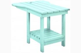 Generations Aqua Tete A Tete Upright Table