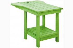 Generations Kiwi Lime Tete A Tete Upright Table