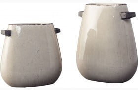 Diah Tan Vase Set Set of 2