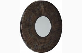 Bartleby Copper and Bronze Accent Mirror