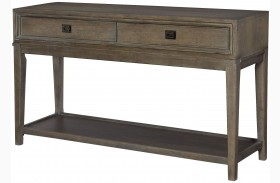 Park Studio Weathered Taupe Console Table