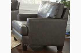 Patrese Leather Chair