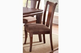 Aubrey Poly Cotton Side Chair Set of 2