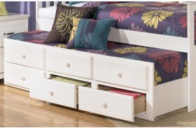 lulu twin trundle drawer box