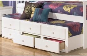 Lulu Twin Trundle Drawer Box