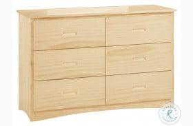 Bartly Natural Pine Dresser
