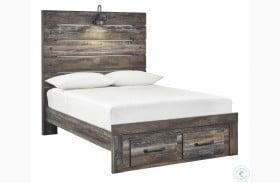 Drystan Multi Full Panel Storage Bed