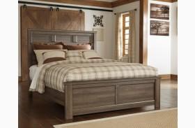 Juararo Panel Bed