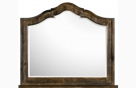 Brenley Shaped Mirror