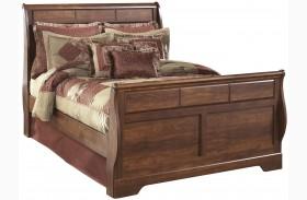 Timberline Queen Sleigh Bed