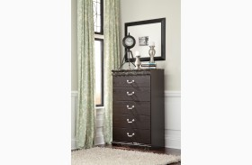Vachel Five Drawer Chest
