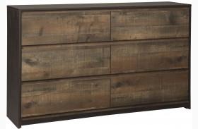 Windlore Dark Brown Dresser