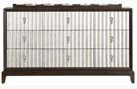 Gramercy Sable Wood Drawer Dresser