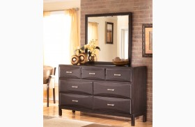 Kira Dresser and Mirror