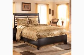Kira Queen Panel Bed