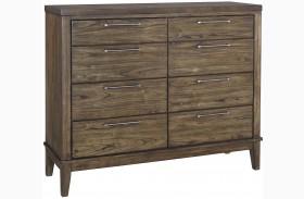 Zilmar Brown Dresser
