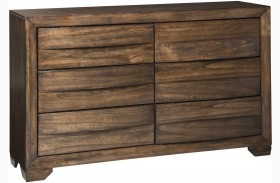 Mydarosa Brown Dresser