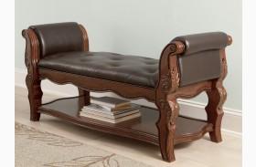 Ledelle Upholstered Bench