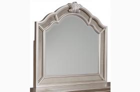 Birlanny Silver Bedroom Mirror