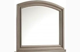 Lettner Light Gray Bedroom Mirror