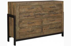 Sommerford Brown Dresser
