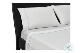 Basic White Twin Bedding Set