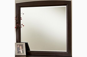 Transitions Merlot Landscape Mirror