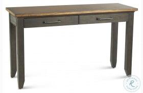 Bear Creek Rustic Brown And Grey Sofa Table