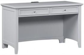 Bonanza Gray 2 Drawer Laptop/Tablet Desk