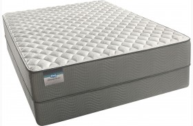 BeautySleep Alexander Heights Tight Top Firm Queen Size Mattress with Foundation