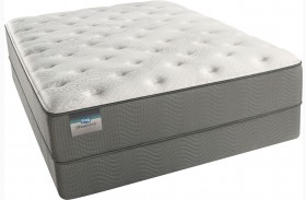 BeautySleep Archers Cay Tight Top Luxury Firm Twin Size Mattress with Foundation