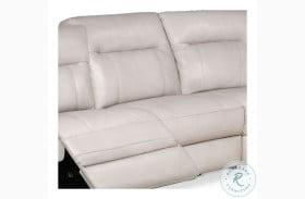 Casa Leather Armless Chair