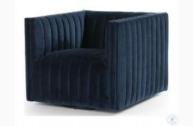 Brilliant Grayson Sapphire Navy 96 Augustine Living Room Set From Short Links Chair Design For Home Short Linksinfo
