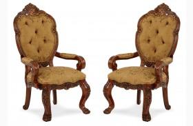 Chateau Beauvais Arm Chair Set of 2