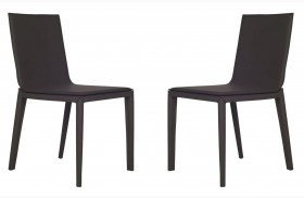 Cherie Black Dining Chair Set of 2