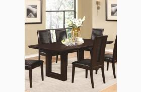 Chester Rectangular Pedestal Dining Table