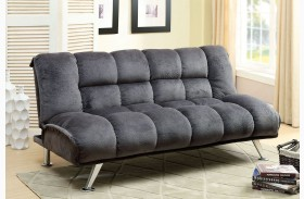 Marbelle Gray Futon Sofa