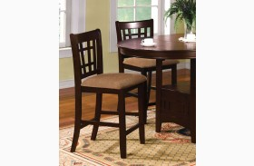 Metropolis Counter Height Chair Set of 2
