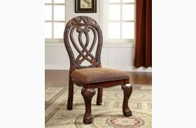 Wyndmere Cherry Side Chair Set of 2
