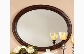 Bellagio Brown Cherry Mirror